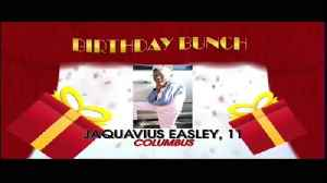 Birthday Bunch 06/13/19 [Video]