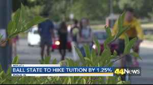 Ball State Tuition [Video]