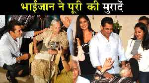 Salman Katrina HUMBLE & SWEET Gesture For Real Families Who Experienced 1947 Partition | FULL VIDEO [Video]