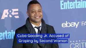 Cuba Gooding Jr Faces Second Groping Charge [Video]
