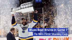 St. Louis Blues Take The Stanley Cup In Historic Win [Video]
