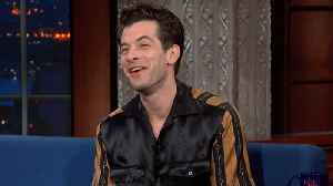 Mark Ronson Was A 'Rolling Stone' Intern At Age 12 [Video]