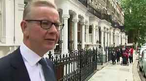 Gove: I'm looking forward to the next round [Video]