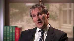 Damian Hinds backs Gove for PM [Video]