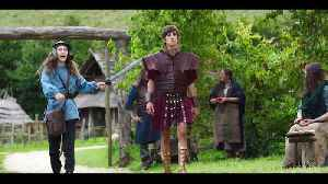 HORRIBLE HISTORIES THE MOVIE ROTTEN ROMANS Trailer [Video]