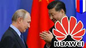 Huawei to build mother Russia's 5G network [Video]