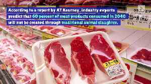 Most 'Meat' Products Won't Come From Animals by 2040 [Video]