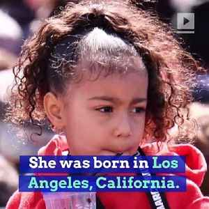 Happy Birthday, North West! (Saturday, June 15th) [Video]