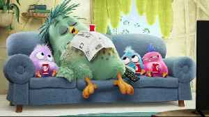 THE ANGRY BIRDS MOVIE 2 - Happy Father's Day 2019 from the Hatchlings! [Video]