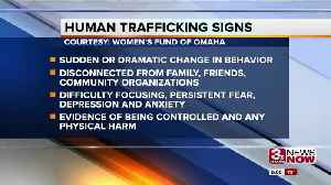 Looking for Signs of Human Trafficking [Video]