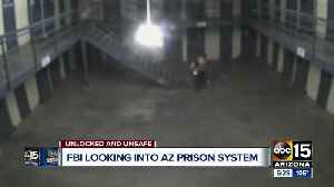 FBI interviews whistleblower over safety issues in Arizona prison system [Video]