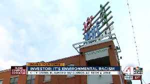 'Environmental racism': Property owner says city should fix 18th & Vine buildings [Video]
