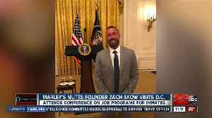 Marley's Mutts in the White House [Video]