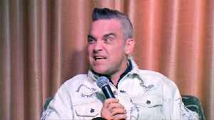 Robbie Williams takes on new role as mentor [Video]