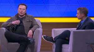 Musk talks in-Tesla gaming, startup struggles [Video]