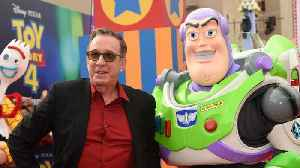 Tom Hanks Talks About His Relationship With Tim Allen [Video]
