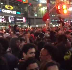 Toronto Sees Wild Celebrations as Raptors Clinch NBA Championship [Video]