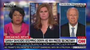 April Ryan lies repeatedly about Sarah Sanders [Video]