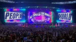Spice Girls rock London's Wembley Stadium [Video]