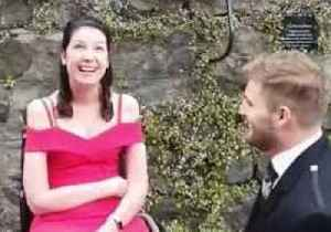 Woman With Motor Neuron Disease Touched as Her 'Soul Mate' Proposes [Video]
