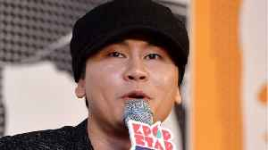 K-Pop Label YG's Founder Resigns Amid Scandals [Video]