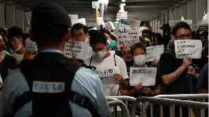 Hong Kong braces for more protests against china extradition bill [Video]