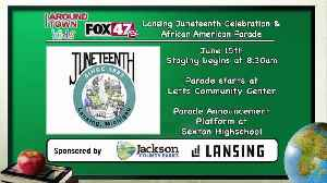 Around Town Kids - Juneteenth Celebration - 6/14/19 [Video]