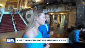High School Kenny Award winners are Broadway Bound [Video]