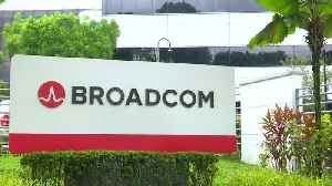 Broadcom's warning slams chip stocks [Video]