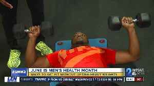 Men's Heath: Get a fitness routine started with Gett Right Fitness [Video]