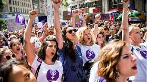 Swiss women protest nationwide for equality [Video]