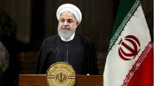 Iran's Rouhani says U.S. actions threaten Middle East stability [Video]