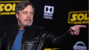 Mark Hamill Suggests Replacing Donald Trump's Walk of Fame Star With One For Carrie Fisher [Video]
