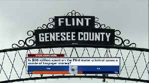 News video: Flint Water Crisis criminal case price tag so far: $30 Million of your money and counting