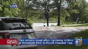 Fatal Lightning Strike Hits In Westmoreland County Park [Video]