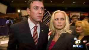 Duncan Hunter distances self from wife's case after guilty plea [Video]