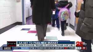 New California budget proposal would benefit future teachers [Video]