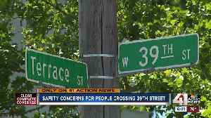 Residents in West 39th Street neighborhood want safer roads [Video]