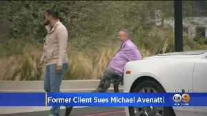 Paraplegic Man Sues Michael Avenatti For Allegedly Embezzling $4M Settlement [Video]