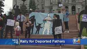 Community Honors Deported Fathers Before Father's Day [Video]