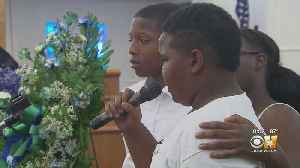 Dallas Teen Malik Tyler, Who Was Killed In Crossfire, Still Inspires At Celebration Of Life [Video]