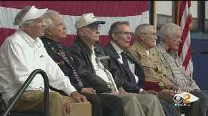 High School Students, War Veterans Participate In Living History Project [Video]
