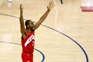 News video: Raptors Win First NBA Championship in Franchise History