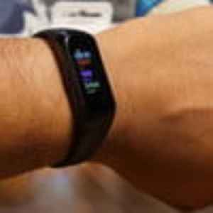 News video: Samsung Galaxy Fit Hands-On Review: What do you get from this $99 fitness tracker?