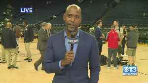 Post-Game Analysis From 2019 NBA Finals At Oracle Arena [Video]