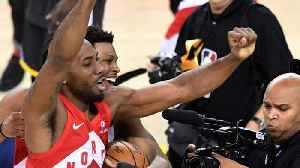 Toronto Raptors Beat Warriors In NBA Finals [Video]