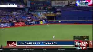 News video: Angels' Shohei Ohtani first Japanese player to hit for cycle in win over Tampa Bay Rays