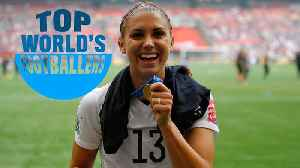 All you need to know about Alex Morgan [Video]