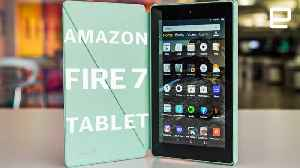 Amazon Fire 7 Review: All Kinds of Cheap [Video]