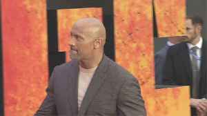 Dwayne Johnson to receive Generation Award at 2019 MTV Movie & TV Awards [Video]